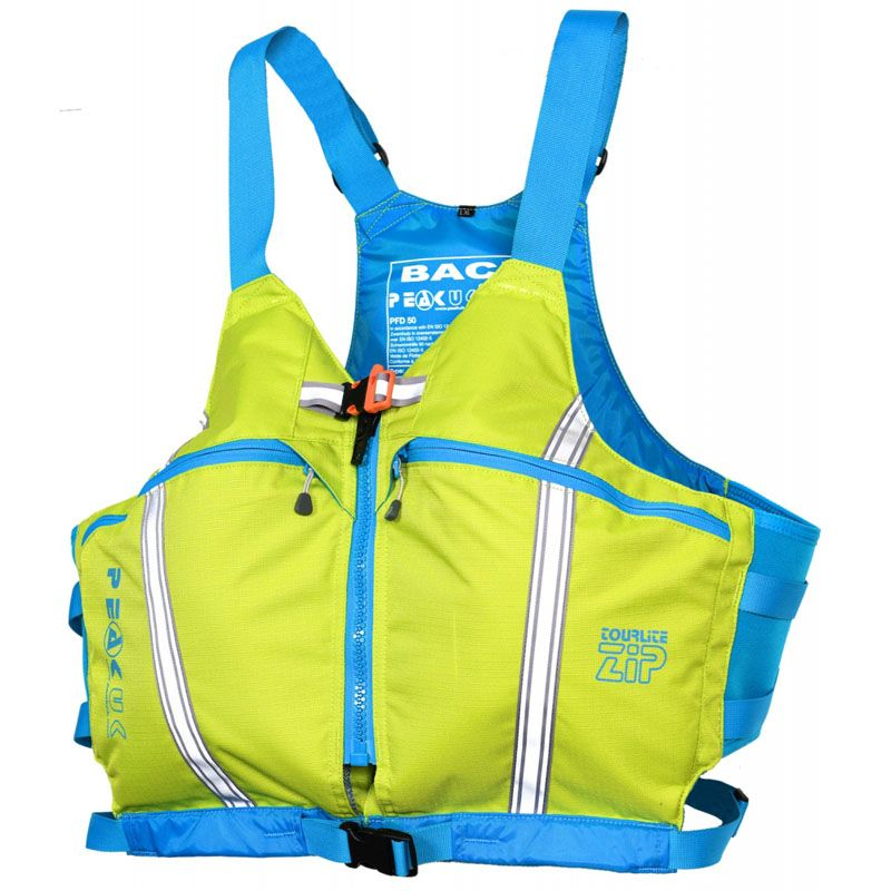 Peak UK Schwimmweste Tourlite Zip