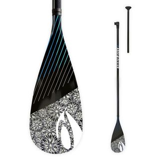 AquaDesign SUP-Paddel Aura Carbone 2tlg.