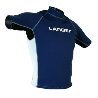 Langer KurzarmNeoprenshirt Superlight S