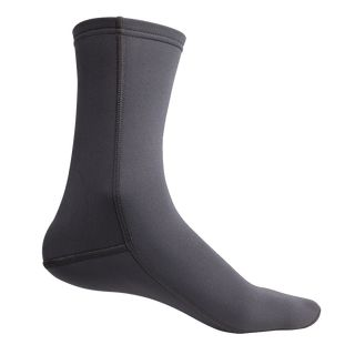 Hiko Neoprensocken Slim.5 4/5 - black