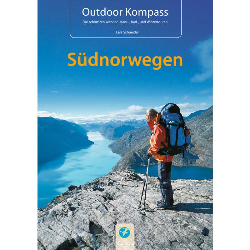 Outdoor Kompass - Südnorwegen