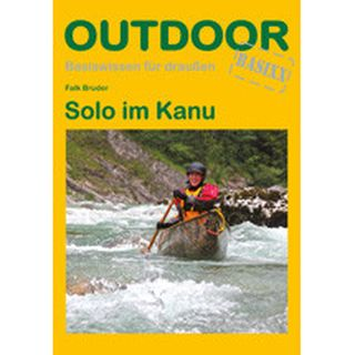 Outdoor Solo im Kanu