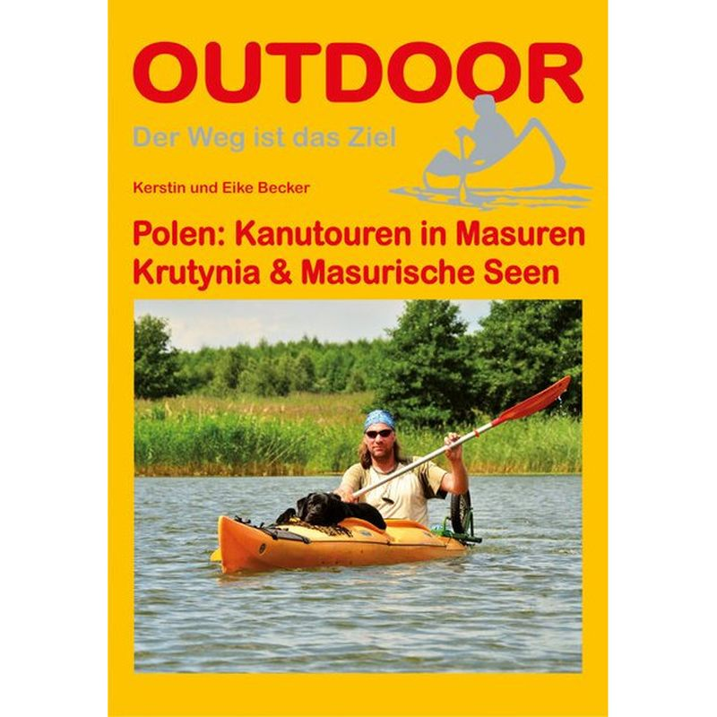 Outdoor Polen: Kanutouren in Masuren · Krutynia & Masurische Seen