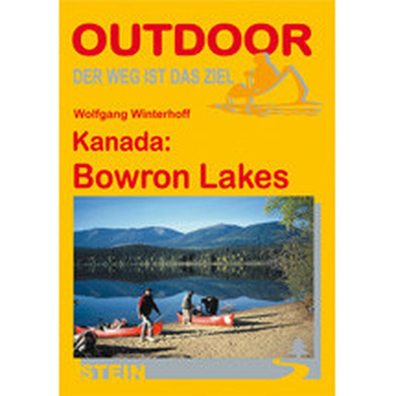 Outdoor Kanada: Bowron Lakes
