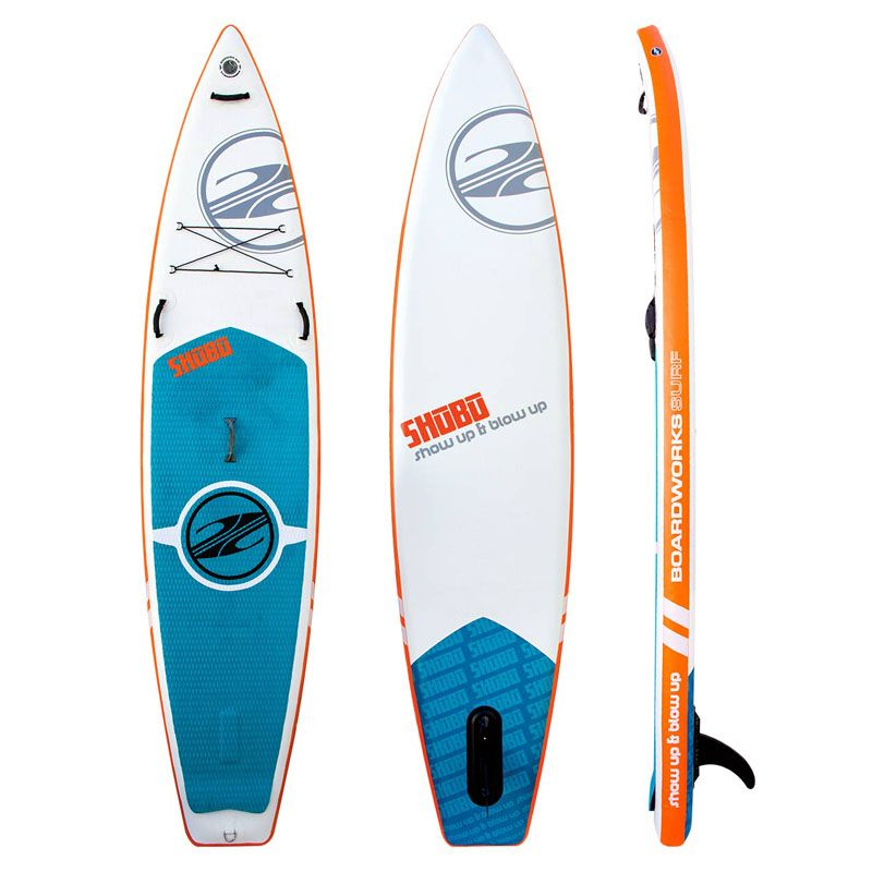 Boardworks SUP SHUBU X-Rocket 11.6
