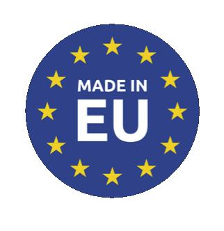 Das Produkt wurde in der EU hergestellt.